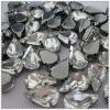 Sew on glass stone in nickel setting