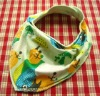 Bandana Baby Bibs with Custom Printing