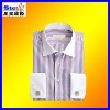 ST-SH07#men's dress shirt/business shirt stripe best quanlity 100%cotton