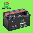 7ah MF Motorcycle Battery YTX7A-BS