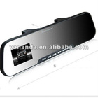 rearview mirror car dvr Rearview 1080P H.264