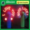 2012 hot sale usb input led message fan LED color USB mini fan