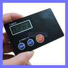 LCD Card Countdown Kitchen Timer