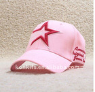 2011 New Embroidery Cotton Promotional Cap