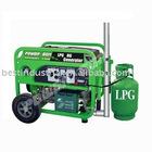 gasoline LPG generator