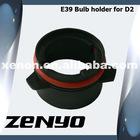 Hid bulb adaptor with D2S bulb (for E39 car)