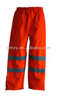High Visibility Flame Anti-static Traffic Trousers