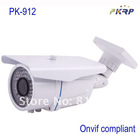 2.0 megapixel outdoor ip camera POE sd card onvif support