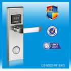 Hotel intelligentce RF card lock