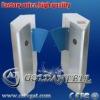 Smart card flap turnstile barrier