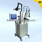 CE advanced ultrasound weight loss machine with tripolar rf for body lift and vacuum therapy F017