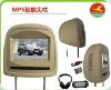car audio system with MP4 Headrest Monitor