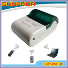 NEW design mini bluetooth printer