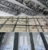 Concrete Plastic Rebar BFRP #5 Basalt Composite Rebar