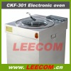 CKF-301Free standing Smoke free electronic oven with CE