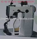 shoe outsole sewing machine