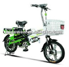 350W beautiful new design china electric bike