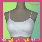 Champion comfort sport bra,seamless design with pad