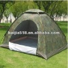 pop up outdoor touristic tent , 4 people