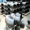 ASTM A420--WPL6 alloy steel hot-rolled 90 degree LR elbow,API,PED,ISO certificate