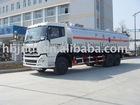 Dongfeng tianlong fuel tank truck (oil tank truck)21000-22000L