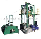SX_ZD-40-60 PVC Shrink Film Extrusion Machine