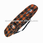 snowboarding bag with strap and handle/nylon ski bag