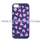 Mobile Phone 3d Silicon Case for iPhone 5