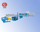 Manufactuer hot selling silicone hollow tube extrusion machine