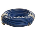 yellowknife 50FT CAT5 CAT5e RJ45 PATCH ETHERNET NETWORK CABLE 50 FT For PC, Mac - Blue
