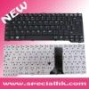 Genuine Black Latpop Keyboard For Fujitsu Siemens Amilo PA3553 UK Keyboard