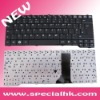 Genuine Black Latpop Keyboard For Fujitsu Siemens Amilo PA3553 UK Keyboard
