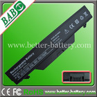 Replacement laptop battery for HP 4710S