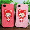 3D wholesale cute animal Case for iPhone 5 5G