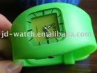 2011 best selling newstyle fashion silicone watch jelly with high grade quality ODM watches