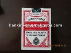 Plastic Poker Card