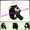 Warm Plush Animal Dog Hats , Cute & Comfortable ccap-6037