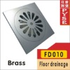 FD010 brass shower drain cover, drain cover,drainer, floor drainer, floor trap,drain trap,drain cover