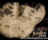 Modern french lace fabric of cotton/nylon