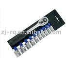 Hand tools kit socket set :11 pcs socket wrench
