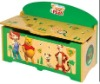 wooden kids toy box