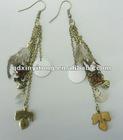 2012Fashion jewelry hoop earring