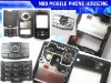 N80 mobile phone housings cell phone housing cover mobile phone accessories keypads Lens LCD parts battery covers