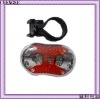 JK-966 red flash warming led bicycle light