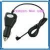 mini usb car adapter hot TXW201