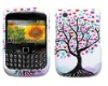 MyBat BlackBerry Curve 8520 / 8530 / 9300 / 9330 Phone Protector Cover - Love Tree
