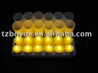 LED Rechargeable Candle Light, With Adaptor. Sets of 4pcs/6pcs/12pcs candle lights