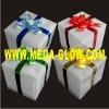 Christmas Gift,LED gift box,Christmas Tree Decoration,led gift,electronic gift
