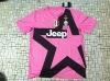 Juventus Third pink 12/13 soccer jersey