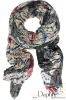 2011 spring/autumn fashion printed scarf